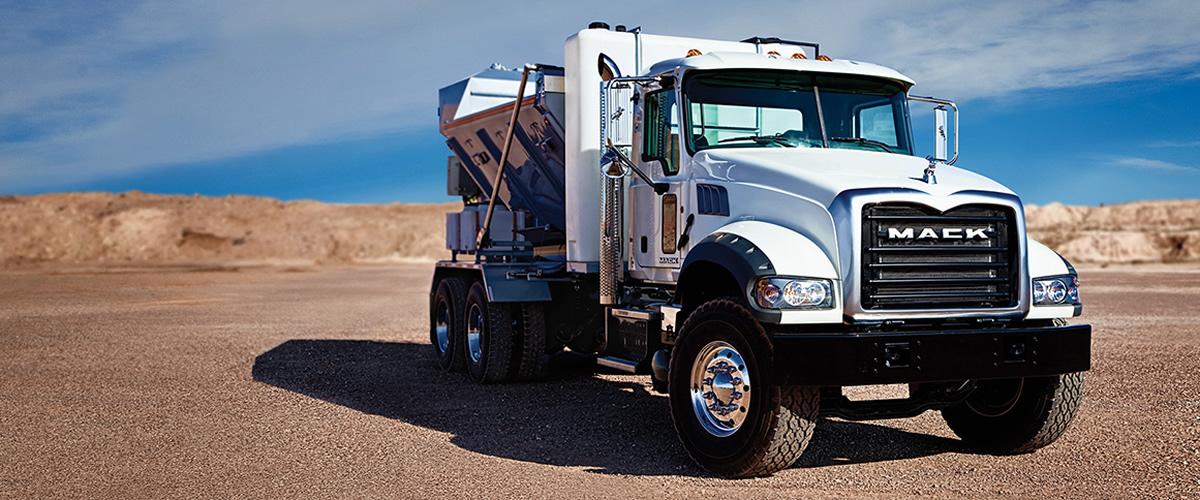 Mack & Hino Trucks